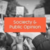 Society & Public Opinion